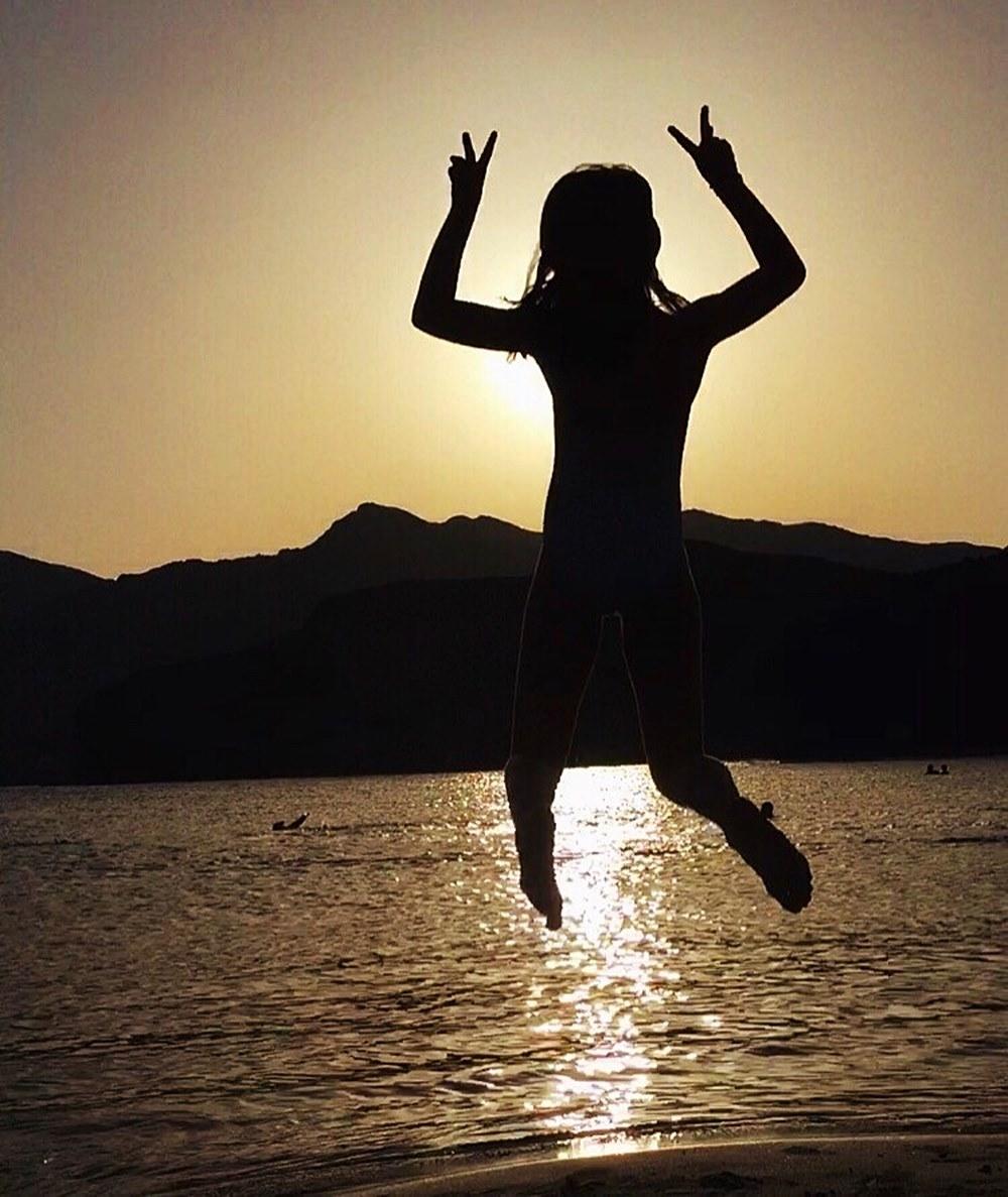 Cati S Cabo de Gata Verano 2016 El salto