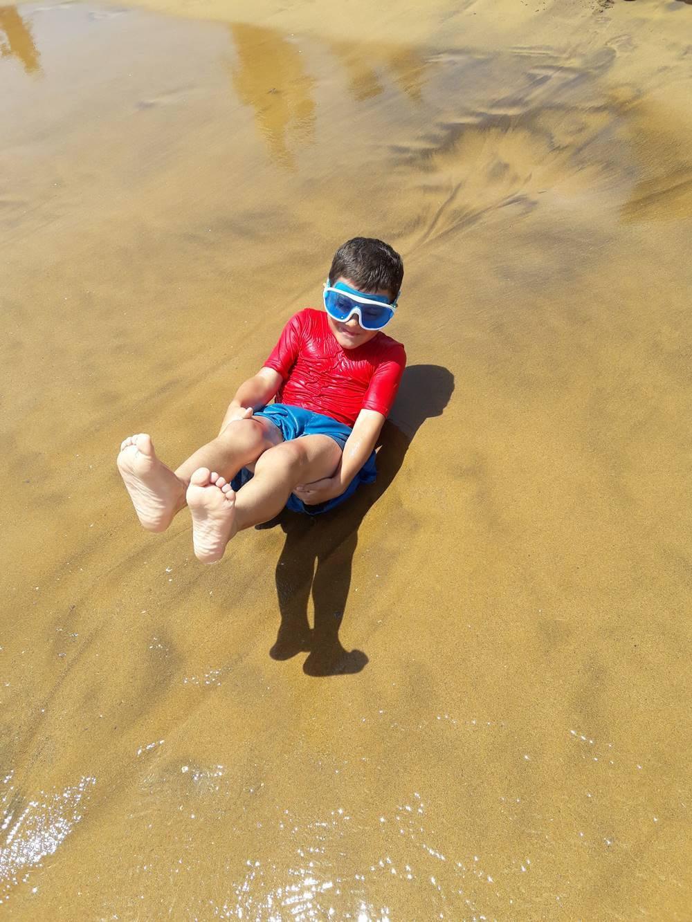 Cesar V El Verano es Azul Verano 2016 Esperando la ola