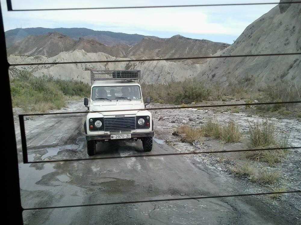 Cristina R Cabo de Gata Verano 2016 Aventura en el desierto de Tabernas