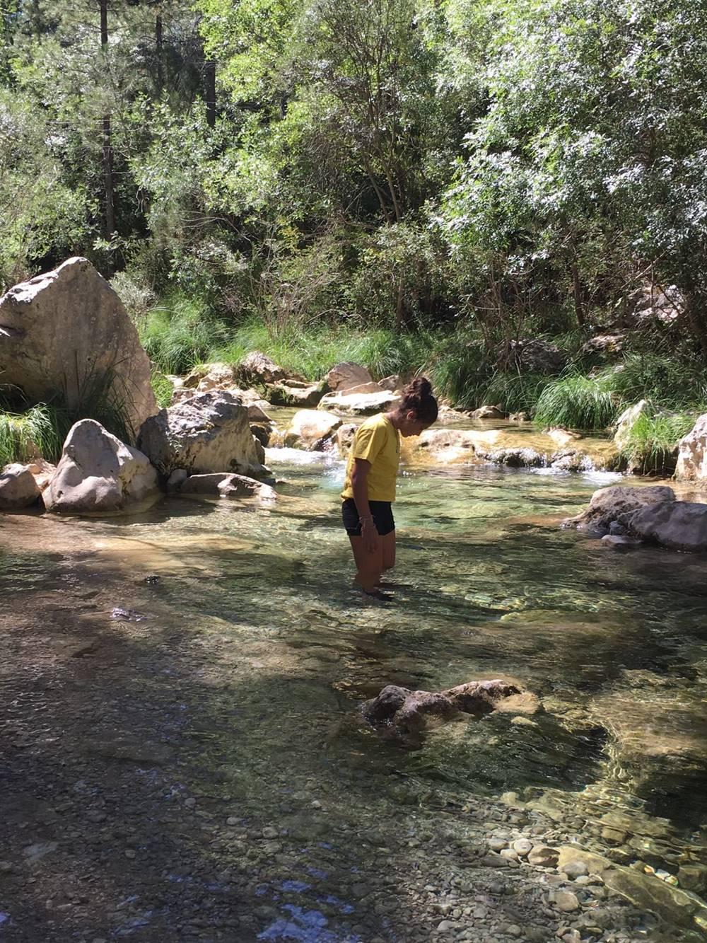 Valle G Cazorla Verano 2016 El paseo de las libelulas